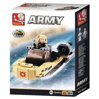 Obrázek 2 produktu Sluban Army M38-B0587H Útočný člun