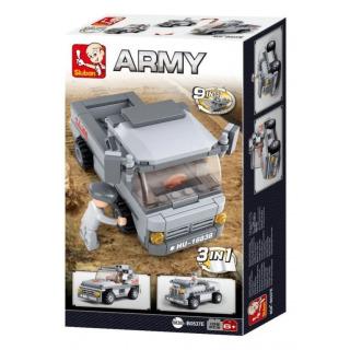 Obrázek 3 produktu Sluban Army M38-B0537E Nákladní auto