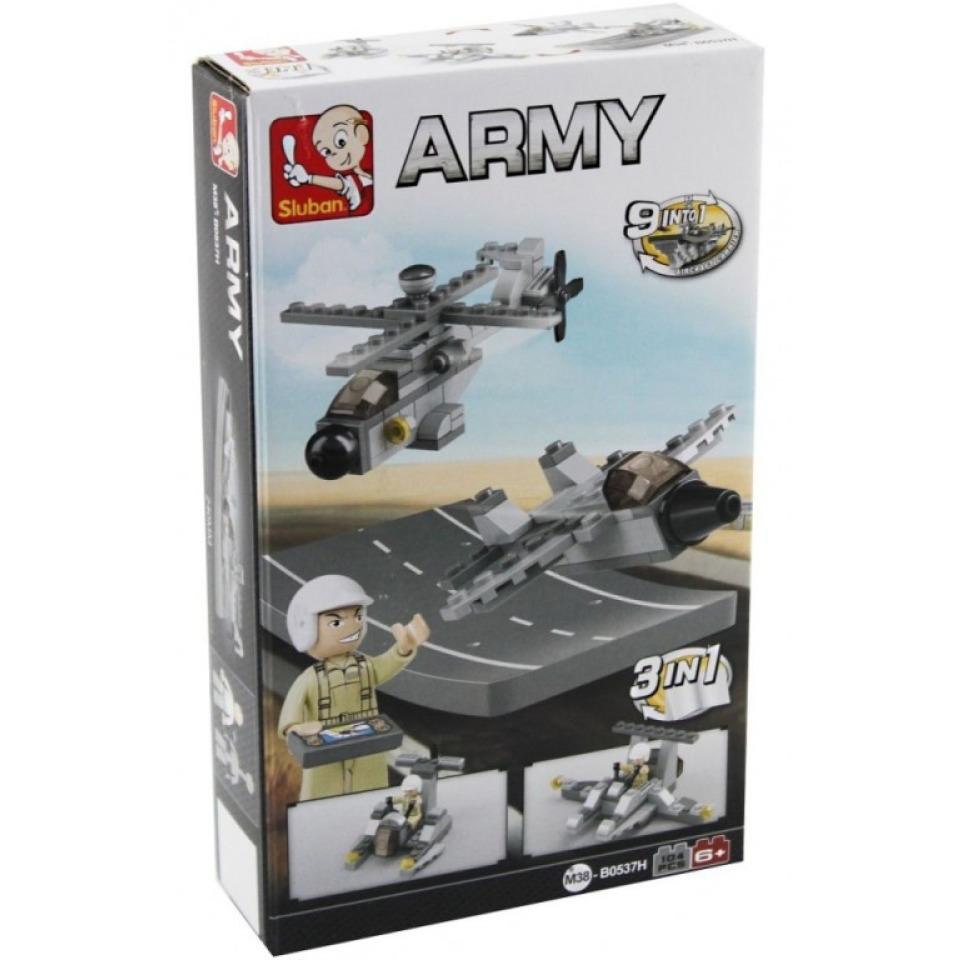Obrázek 2 produktu Sluban Army M38-B0537H Letiště