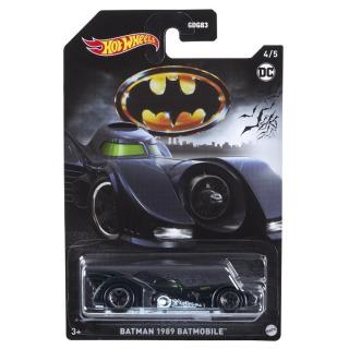 Obrázek 2 produktu Hot Wheels Angličák Batman 1989 Batmobile Mattel GRP62