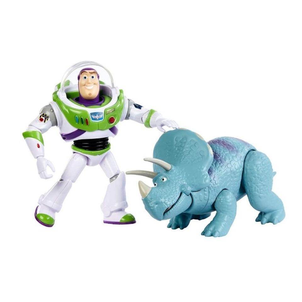 Obrázek 2 produktu Mattel TOY STORY 25 let Buzz Rakeťák a Trixie, GJH80