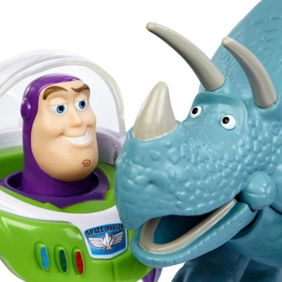 Obrázek 3 produktu Mattel TOY STORY 25 let Buzz Rakeťák a Trixie, GJH80