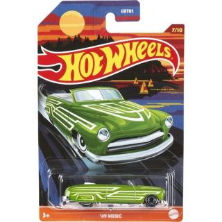 Obrázek 2 produktu Hot Wheels Angličák Premium 49 Merc Mattel GRT20