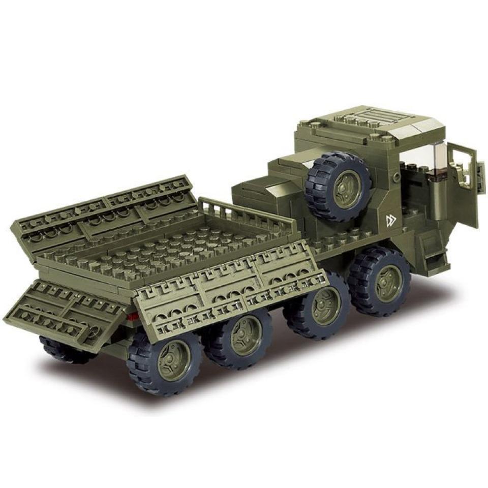 Obrázek 1 produktu Sluban Army M38-B0301 Vozidlo pro transport vojáků