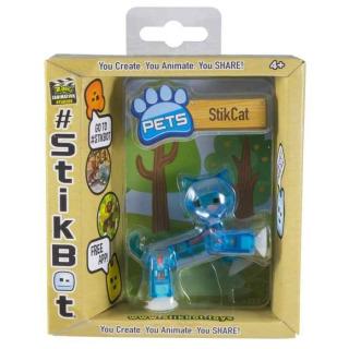 Obrázek 2 produktu EP line Stikbot zvířátko Stikkočka modrá