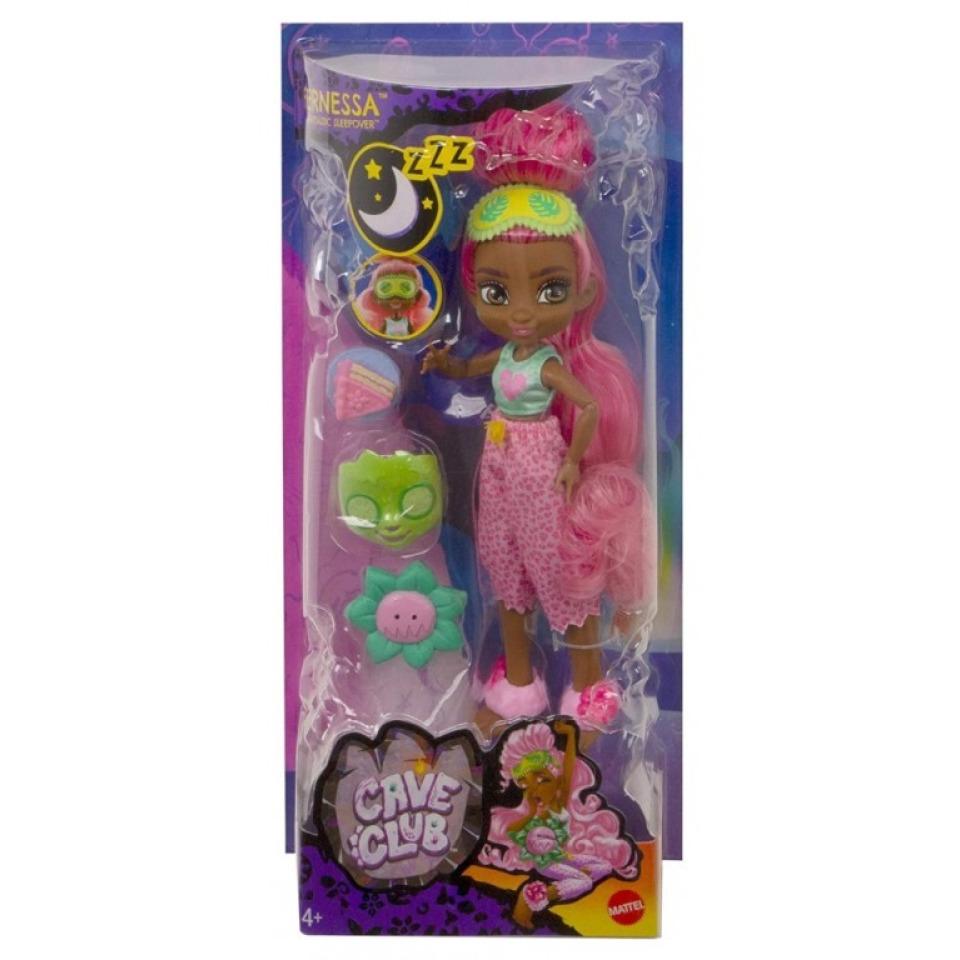 Obrázek 3 produktu Mattel CAVE CLUB Přespání u přátel Fernessa, GTH03