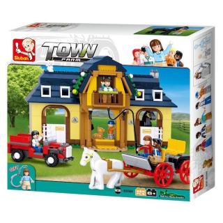 Obrázek 2 produktu Sluban Town M38-B0560 Koňská farma