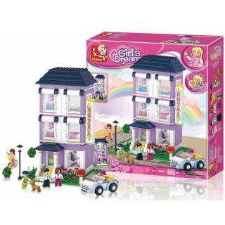 Obrázek 3 produktu Sluban Girls Dream Town M38-B0531 Hotel