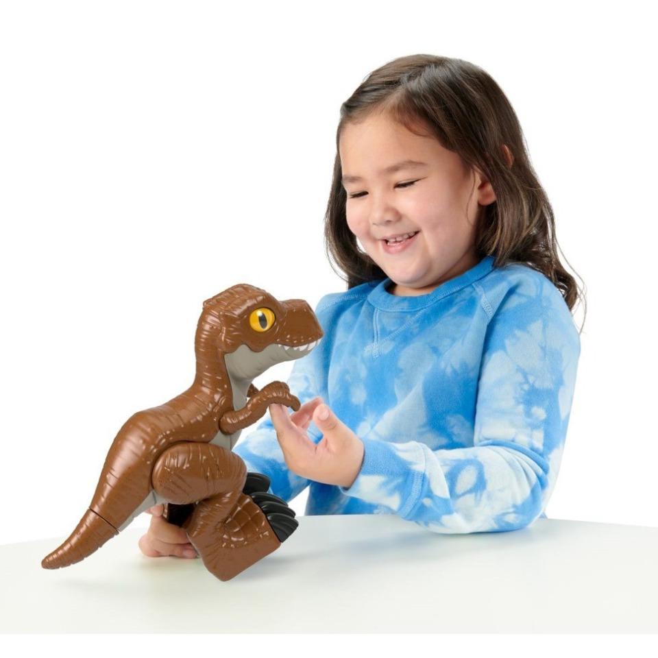 Obrázek 2 produktu Fisher Price Imaginext XL T-Rex 24cm, Mattel HCH93