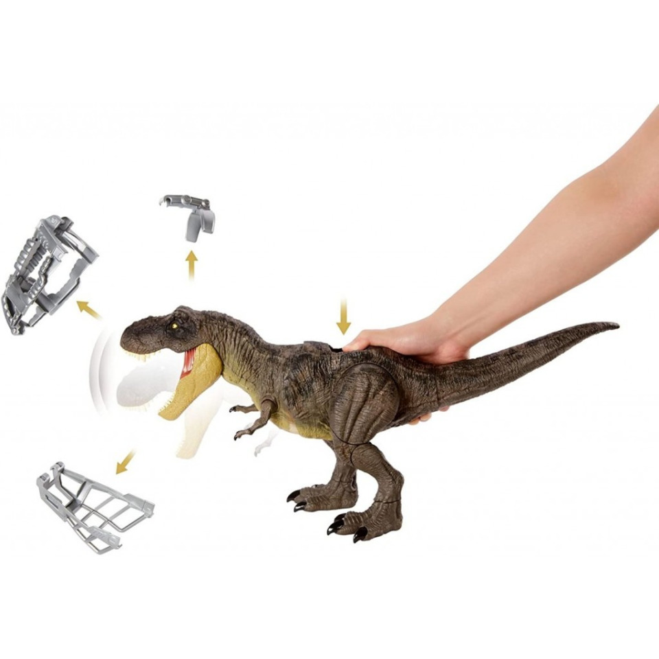 Obrázek 3 produktu Jurský svět Dino útěk TYRANNOSAURUS REX, Mattel GWD67