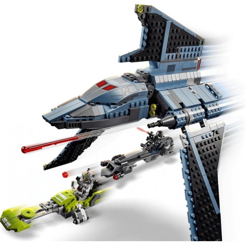 Obrázek 3 produktu LEGO Star Wars 75314 Útočný letoun Vadné várky
