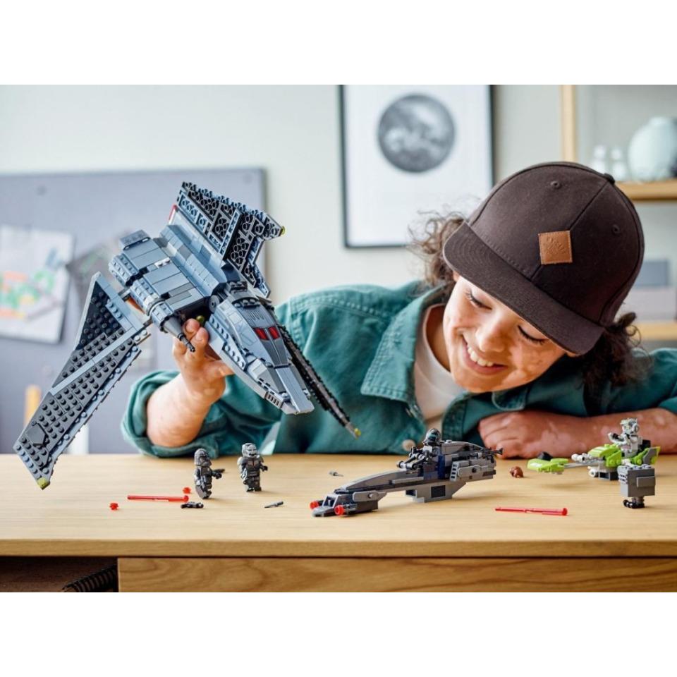 Obrázek 4 produktu LEGO Star Wars 75314 Útočný letoun Vadné várky