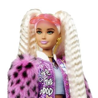 Obrázek 3 produktu Barbie Extra Stylová dlouhovláska Donut, Mattel GYJ77