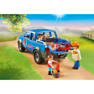 Obrázek 3 produktu Playmobil 70518 Mobilní kovář