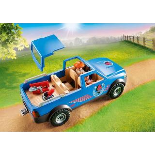 Obrázek 4 produktu Playmobil 70518 Mobilní kovář