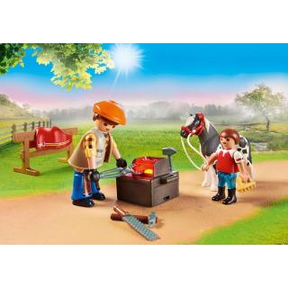 Obrázek 5 produktu Playmobil 70518 Mobilní kovář