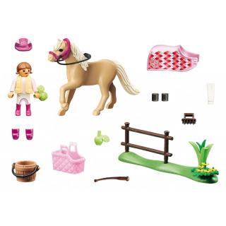 Obrázek 2 produktu Playmobil 70521 Německý jezdecký poník