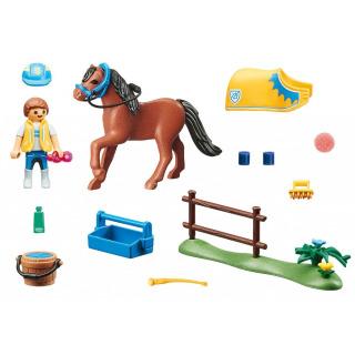 Obrázek 2 produktu Playmobil 70523 Velšský poník