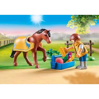 Obrázek 3 produktu Playmobil 70523 Velšský poník
