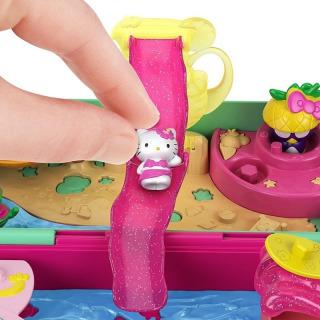 Obrázek 2 produktu Mattel Hello Kitty Penál hrací set Pláž