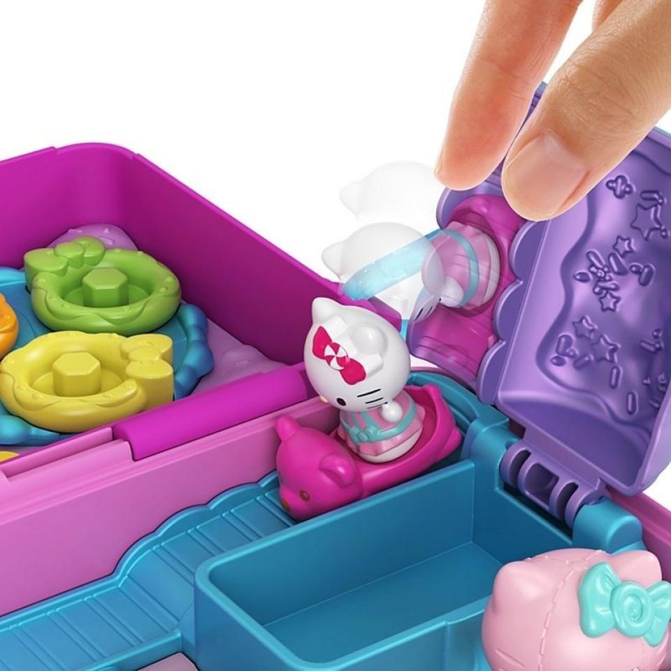 Obrázek 2 produktu Mattel Hello Kitty Penál hrací set Karneval