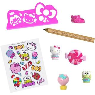 Obrázek 4 produktu Mattel Hello Kitty Penál hrací set Karneval
