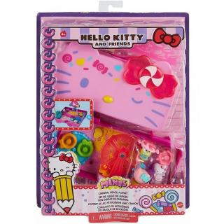 Obrázek 5 produktu Mattel Hello Kitty Penál hrací set Karneval