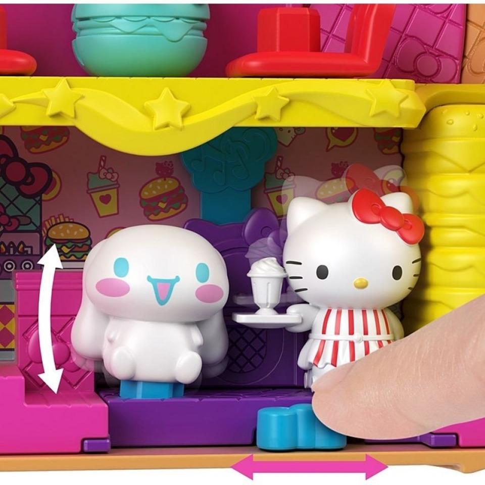 Obrázek 2 produktu Mattel Hello Kitty herní set Hamburger