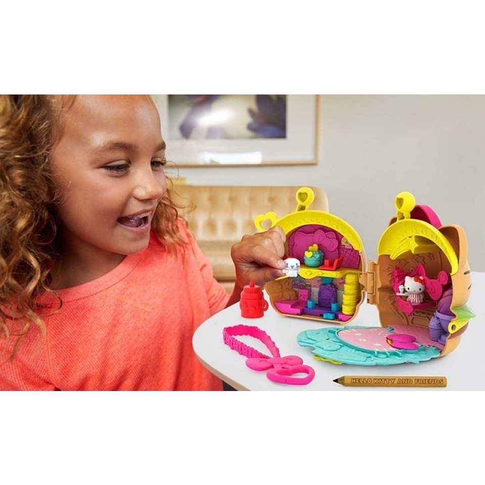 Obrázek 3 produktu Mattel Hello Kitty herní set Hamburger