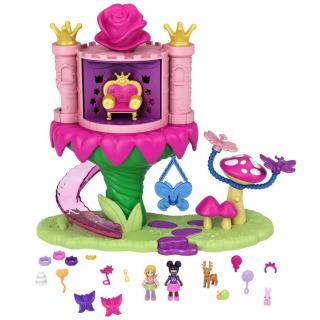 Obrázek 2 produktu Polly Pocket Zábavní park Fairy Lady, Mattel GYK43