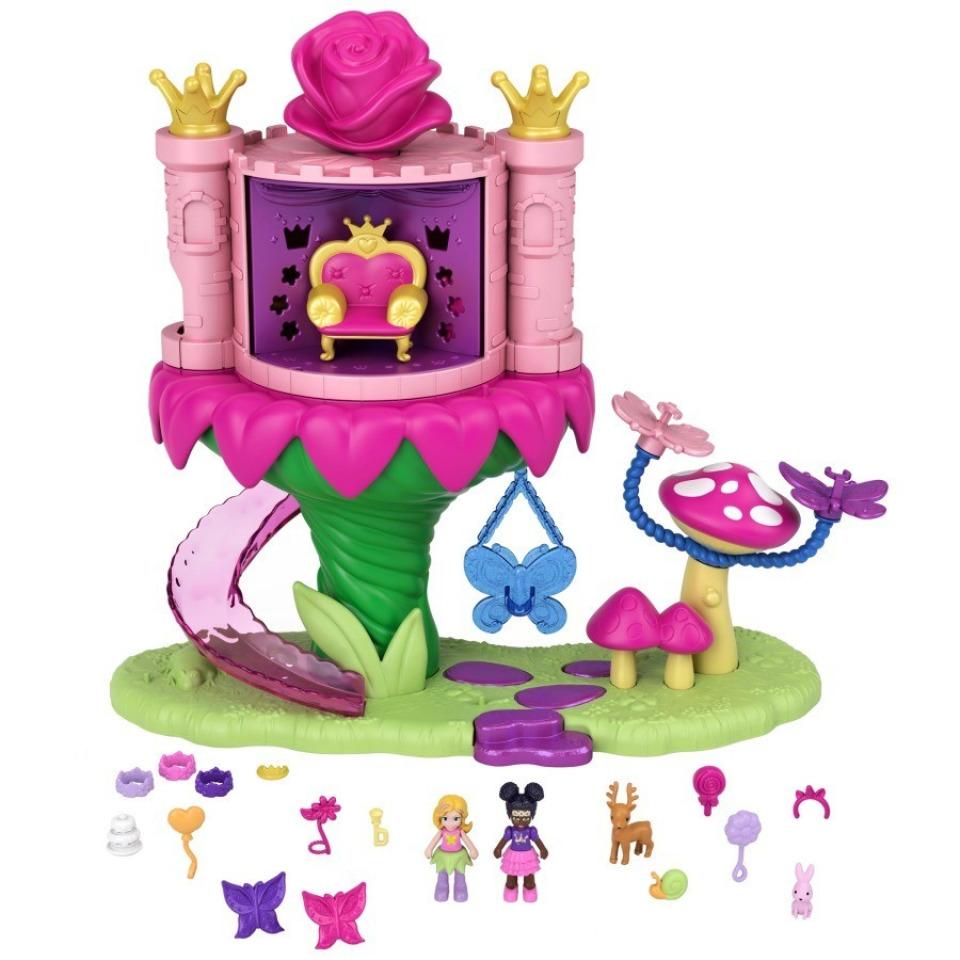 Obrázek 1 produktu Polly Pocket Zábavní park Fairy Lady, Mattel GYK43