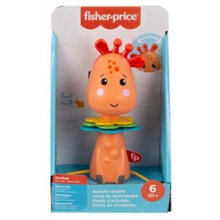 Obrázek 2 produktu Fisher Price Activity žirafa, Mattel GWL65