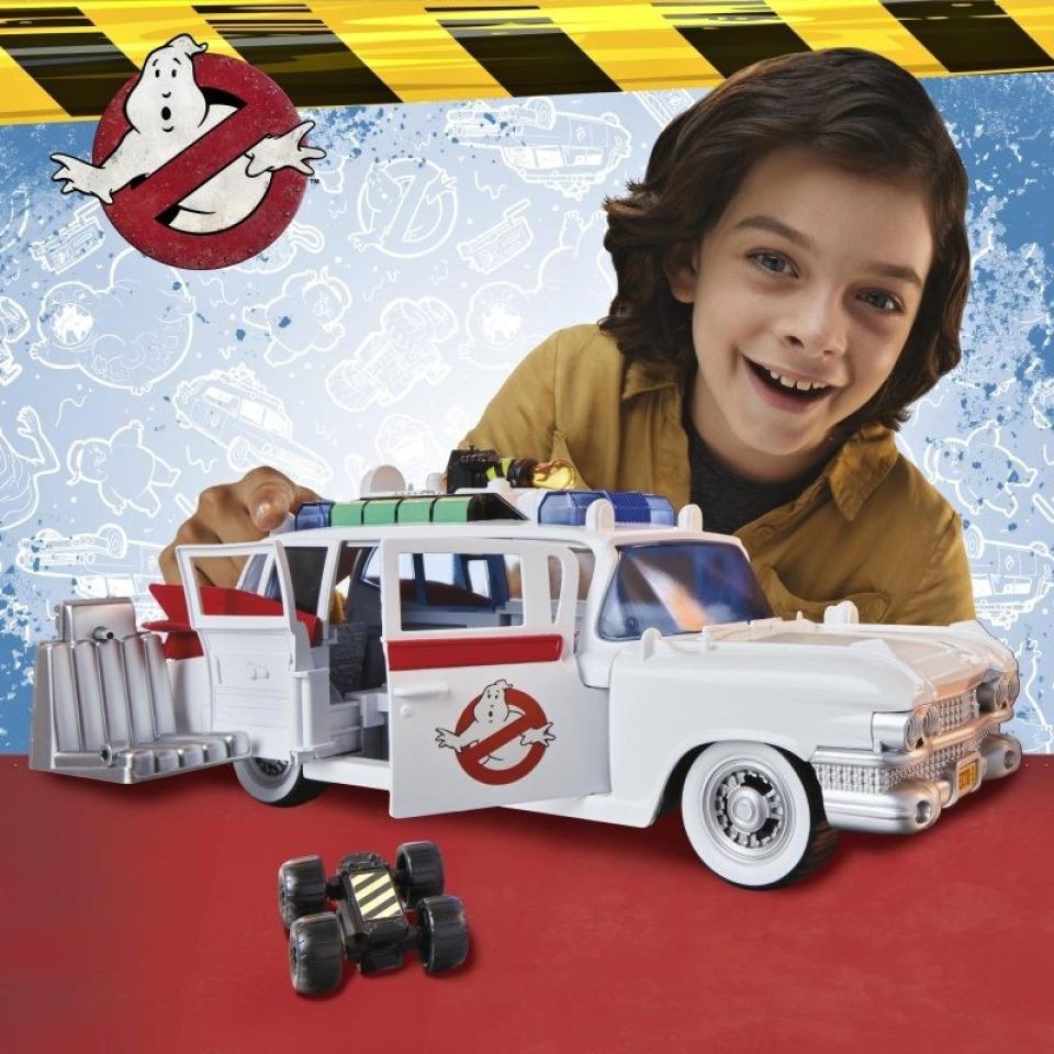 Obrázek 2 produktu Ghostbusters Ecto-1 hrací set, Hasbro E9563