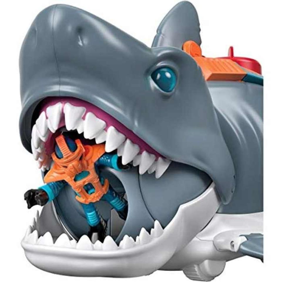 Obrázek 1 produktu Fisher Price Imaginext Útok mega žraloka, Mattel GKG77