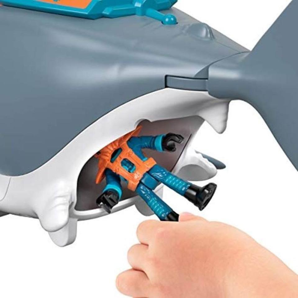 Obrázek 3 produktu Fisher Price Imaginext Útok mega žraloka, Mattel GKG77