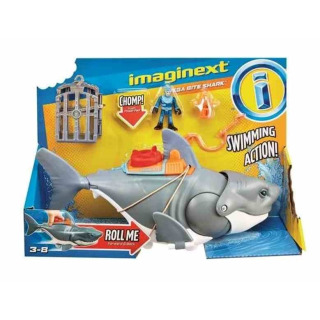 Obrázek 5 produktu Fisher Price Imaginext Útok mega žraloka, Mattel GKG77