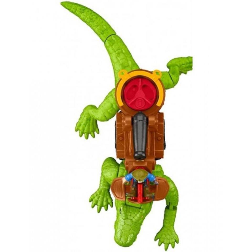 Obrázek 3 produktu Fisher Price Imaginext Kráčející krokodýl a Kapitán Hook, Mattel GHH63