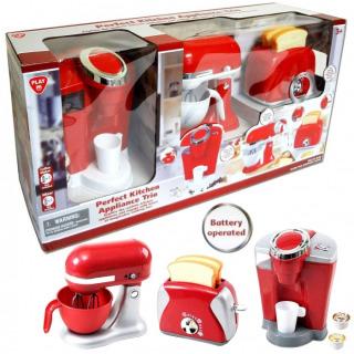 Obrázek 2 produktu PlayGo 38316 Moje první sada ruční mixér kávovar a toustovač