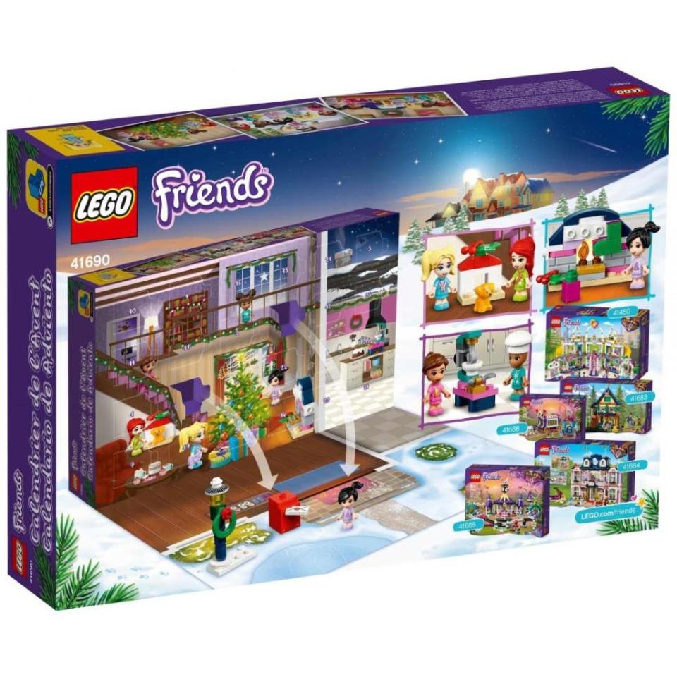 Obrázek 4 produktu LEGO Friends 41690 Adventní kalendář