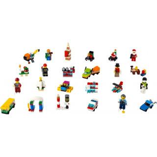 Obrázek 2 produktu LEGO City 60303 Adventní kalendář