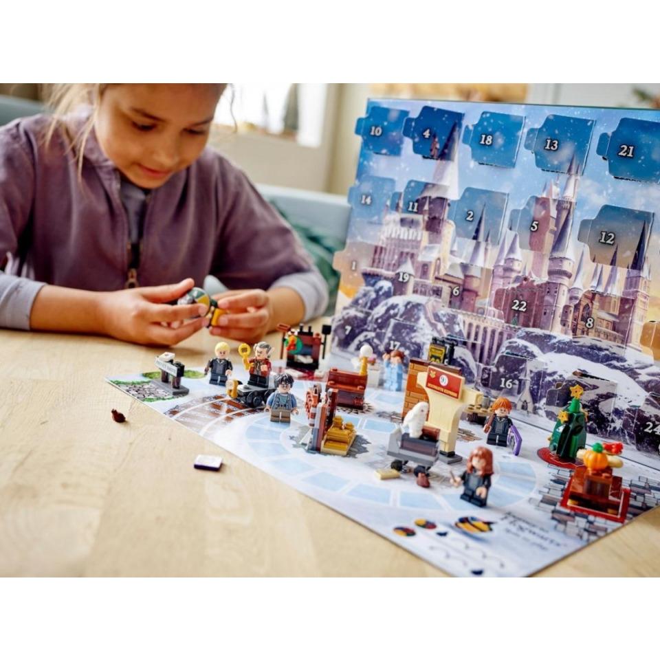 Obrázek 2 produktu LEGO Harry Potter 76390 Adventní kalendář