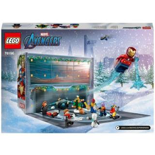 Obrázek 3 produktu LEGO Marvel 76196 Adventní kalendář Avengers