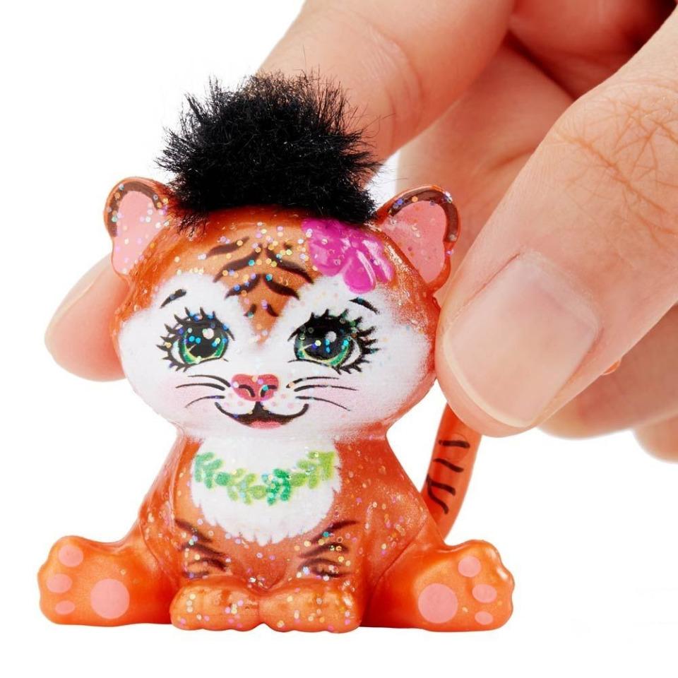 Obrázek 1 produktu ENCHANTIMALS Zvířecí kamarád Tuft, Mattel GJX26