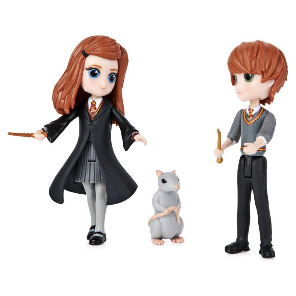 Obrázek 3 produktu Spin Master Harry Potter Trojbalení přátel RON, GINNY, ARNOLD A PRAŠIVKA