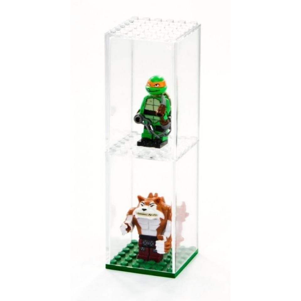 Obrázek 2 produktu Fabiox Sběratelský box na LEGO minifigurky - 6x6 - 4ks