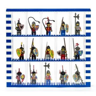Obrázek 4 produktu Fabiox Sběratelský box na LEGO minifigurky - 6x6 - 4ks