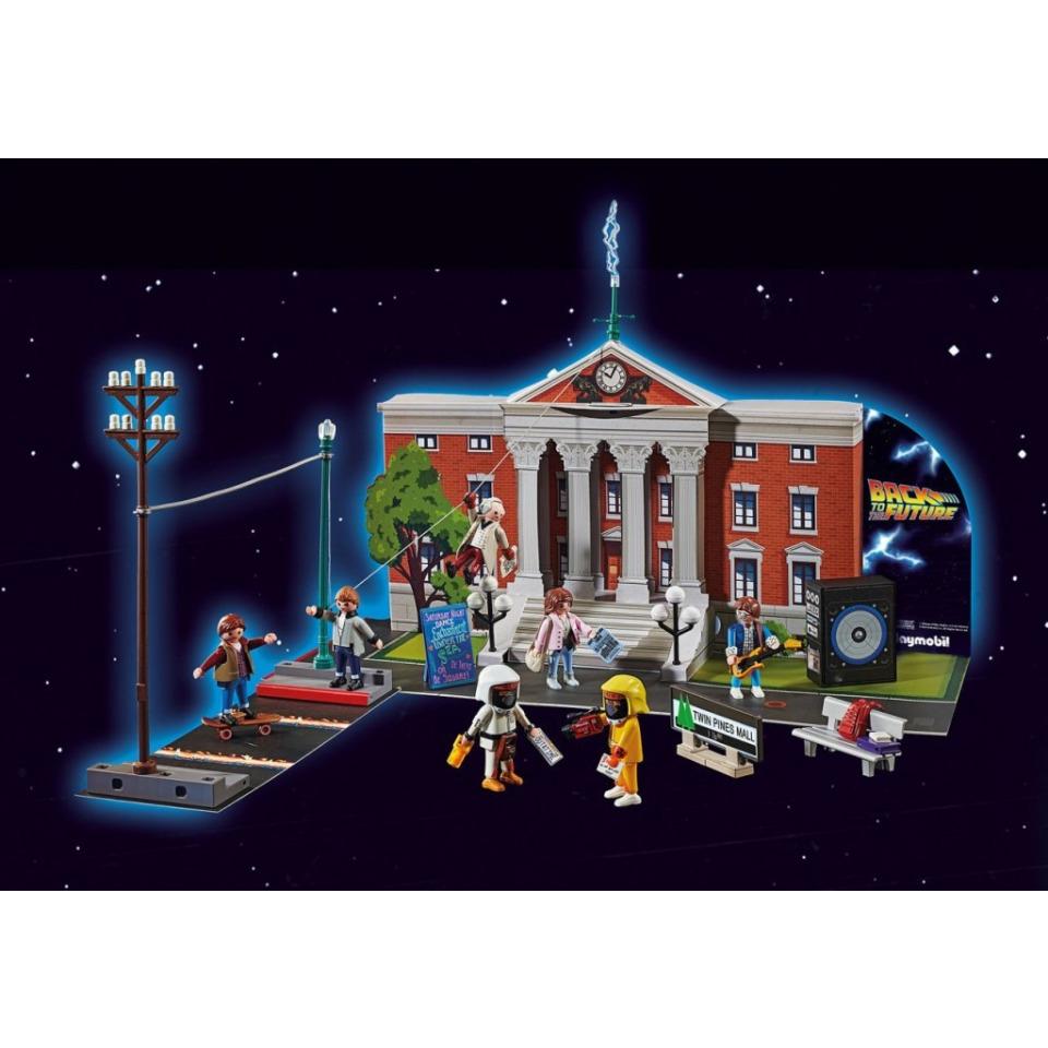 Obrázek 2 produktu Playmobil 70574 Adventní kalendář Back to the Future