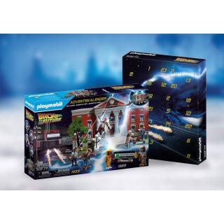 Obrázek 4 produktu Playmobil 70574 Adventní kalendář Back to the Future