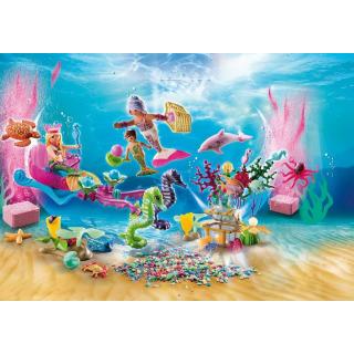 Obrázek 3 produktu Playmobil 70777 Adventní kalendář Zábava ve vodě - Mořské panny