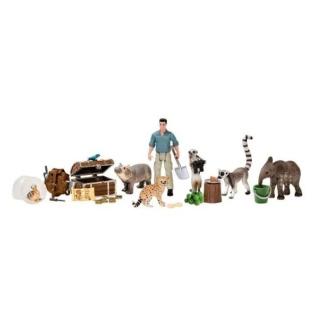 Obrázek 2 produktu Schleich 98272 Adventní kalendář Africká zvířata  2021